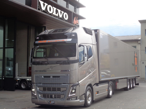 RMS Volvo FH16 750