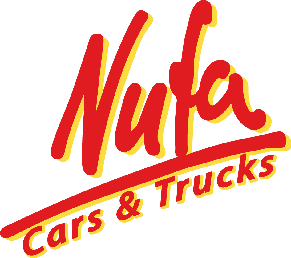 Logo NUFA Cars trucks EPS