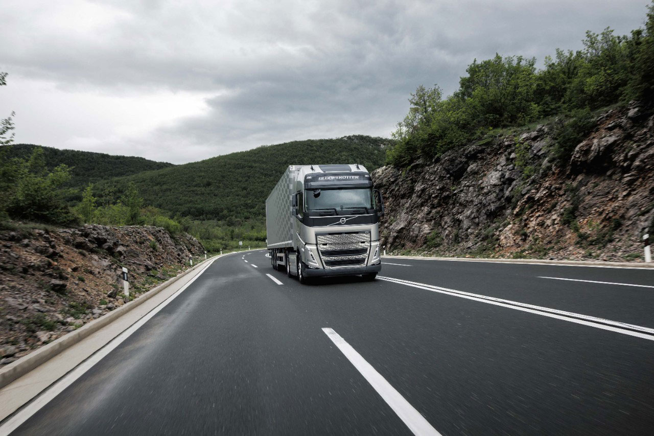 volvo fh 001 2020